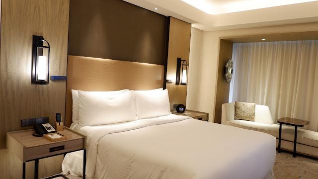 conrad hotel room