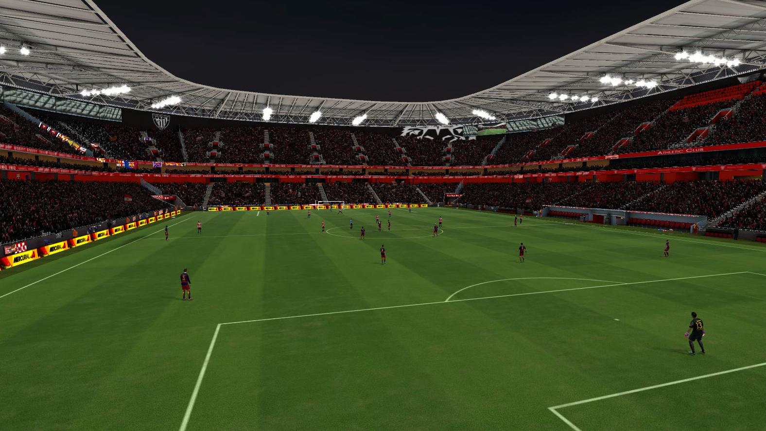FIFA 14 New Stadium Pack V1 By Cђaos ( 130+ Stadiums ...
