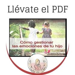 pdf rabietas. Gestionar emociones infantiles- madre en obra