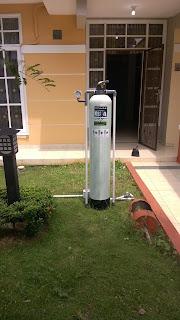 Filter Penjernih Air Di Lippo Cikarang Sudah Terpasang Dengan Rapih