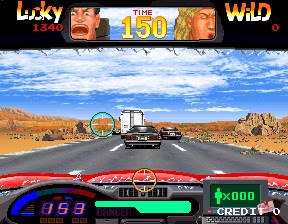 Lucky & Wild+arcade+game+portable+download free