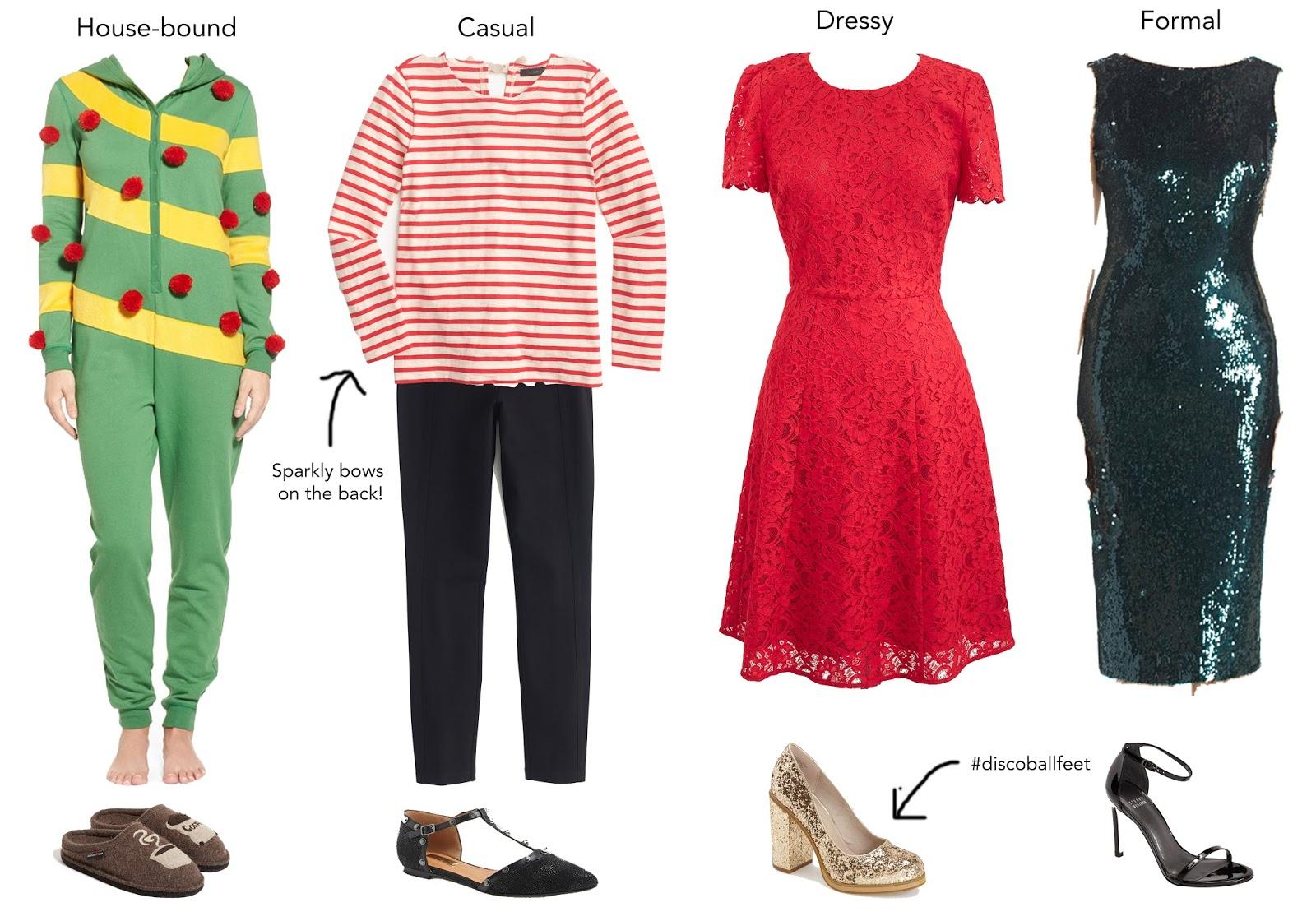 08ff3a940fce Professionalish: Christmas Outfit Ideas