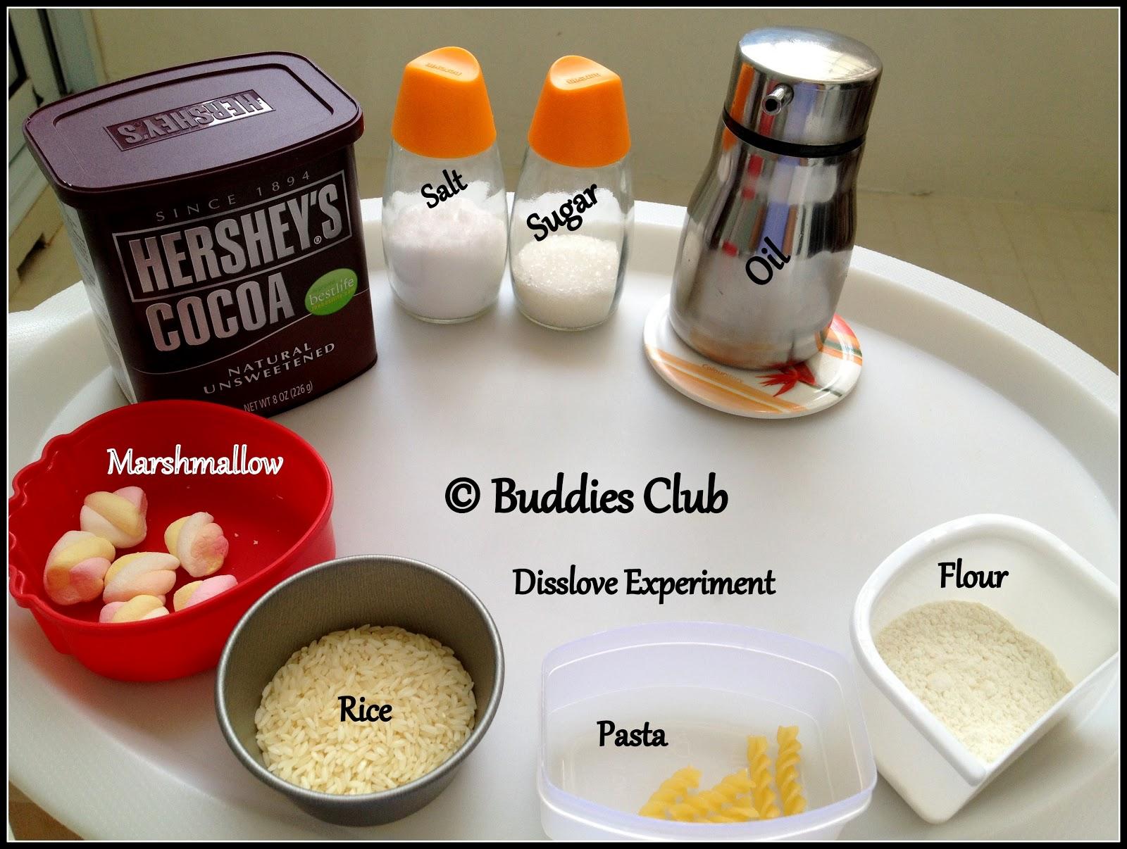 Bud S Club Singapore Solid Liquid Dissolve