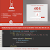 Responsive Animated 404 Error Template