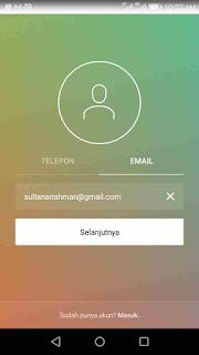 """""""instagram""""- Aplikasi untuk share foto"""