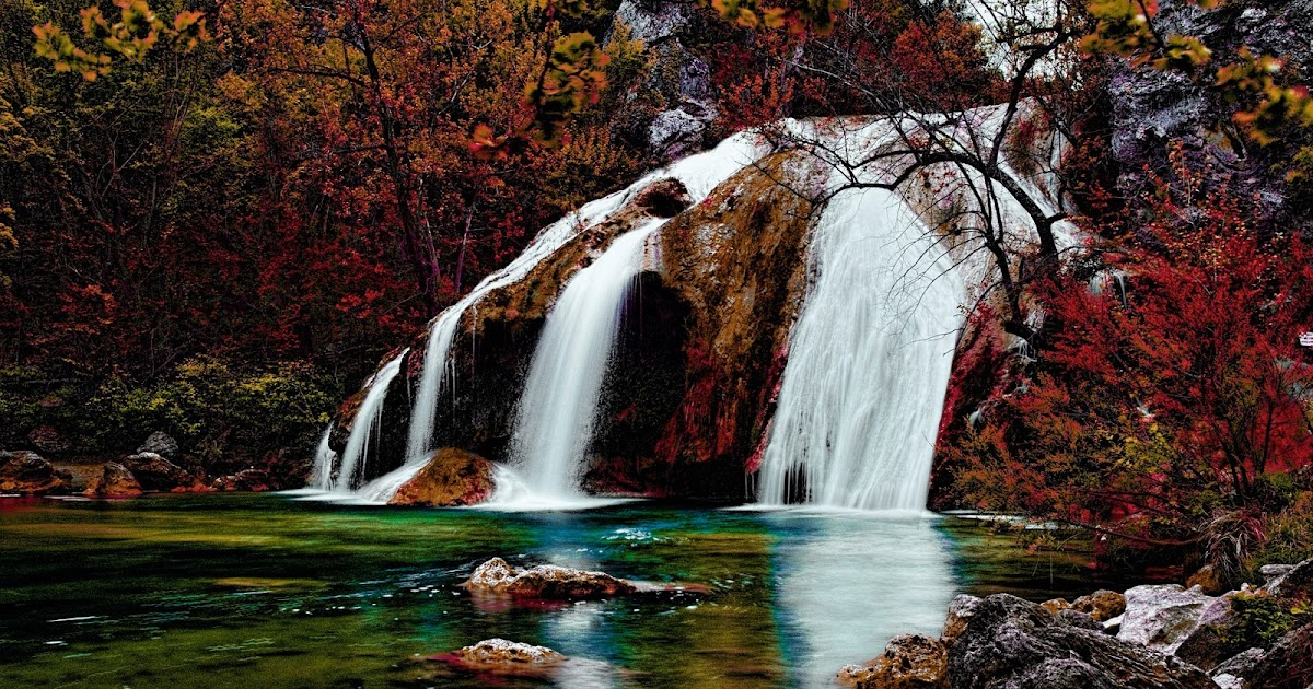 This Colorful Life Turner Falls Davis Oklahoma