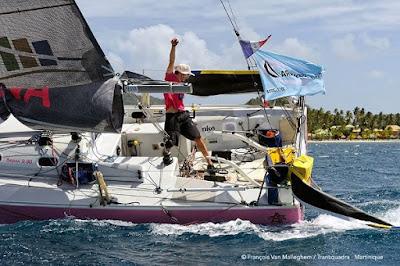 La 10e édition de la Transquadra Madère - Martinique attend une centaine de bateaux
