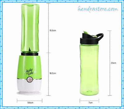 Jual Shake N Take 3 Murah Double Cup Blender Juicer Siap Saji