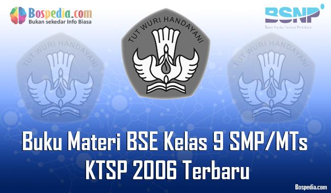 Ebook Bahasa Indonesia Smp Kelas 9