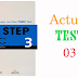Listening Big Step TOEIC 3 - Actual Test 03