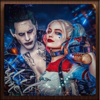 Suicide Squad Joker et Harley Quinn - Avatar en HD