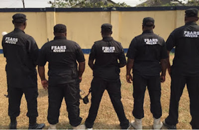 6 SARS operatives arrested for extorting twin corpers in Delta State.