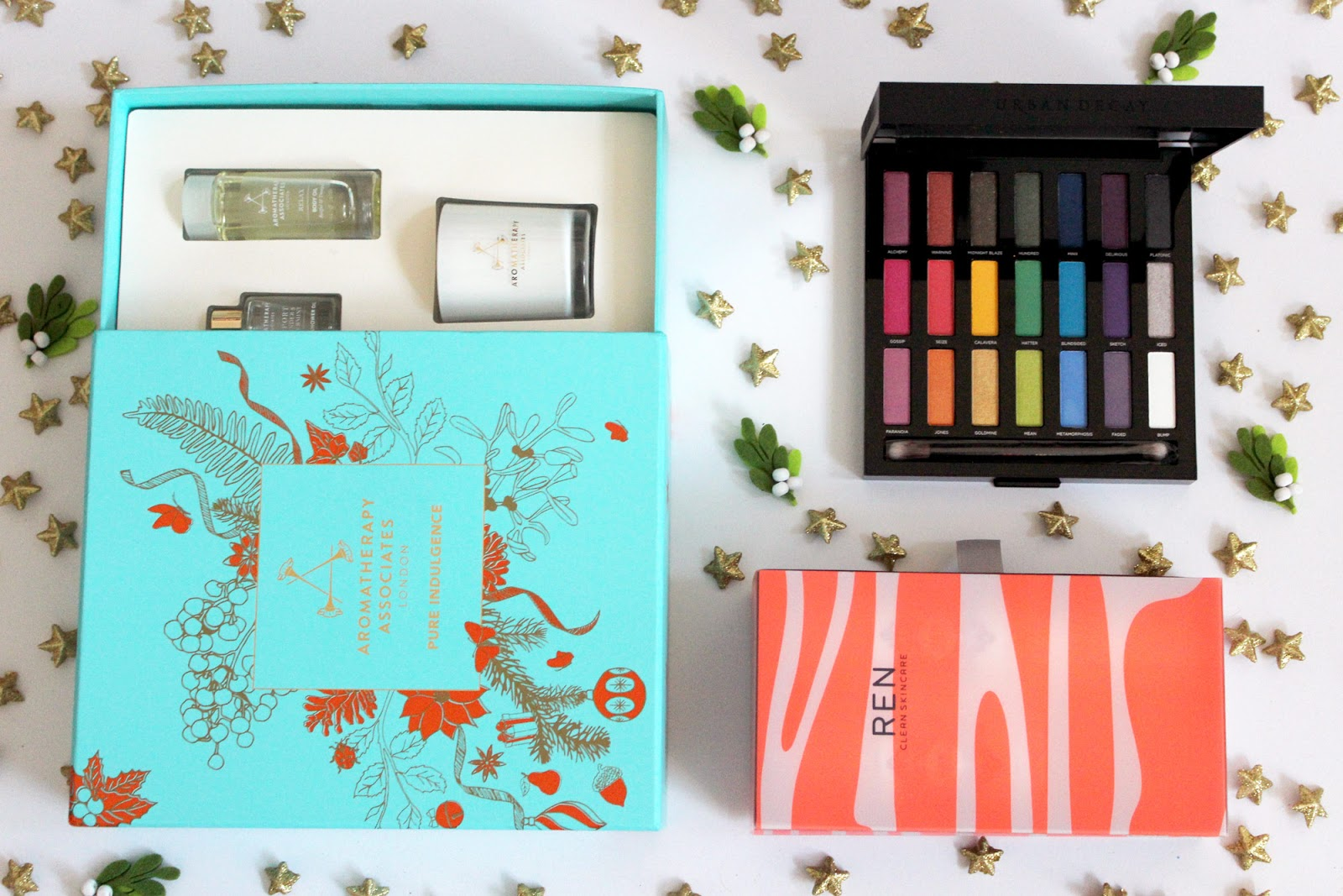 Studs and Dreams: Christmas gift guide for her: luxury beauty over £30