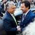 Külföldi sajtó Magyarországról - Lengyel lapok az Orbán-Salvini találkozóról