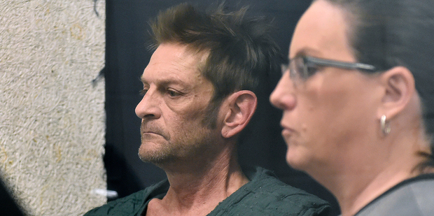 Bar shooting suspect asked victims if 'status was legal'