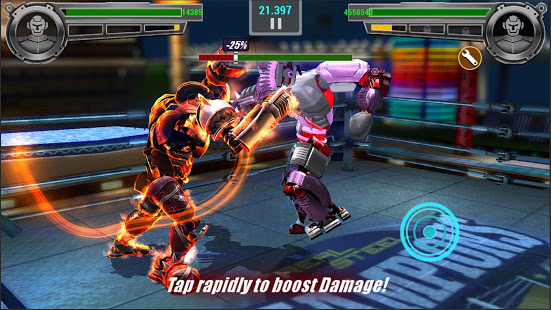 Real Steel Boxing Champions Mod Apk Latest