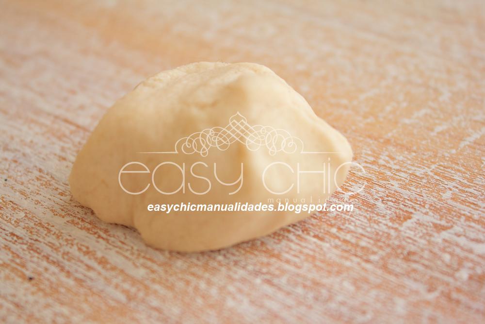 Easychic Como Hacer Pasta De Sal Para Modelado Arcilla O Plastilina Casera