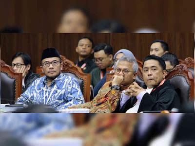 Tim Hukum Prabowo-Sandi Dinilai Tidak Uraikan Kesalahan Penghitungan Hasil Pilpres 2019