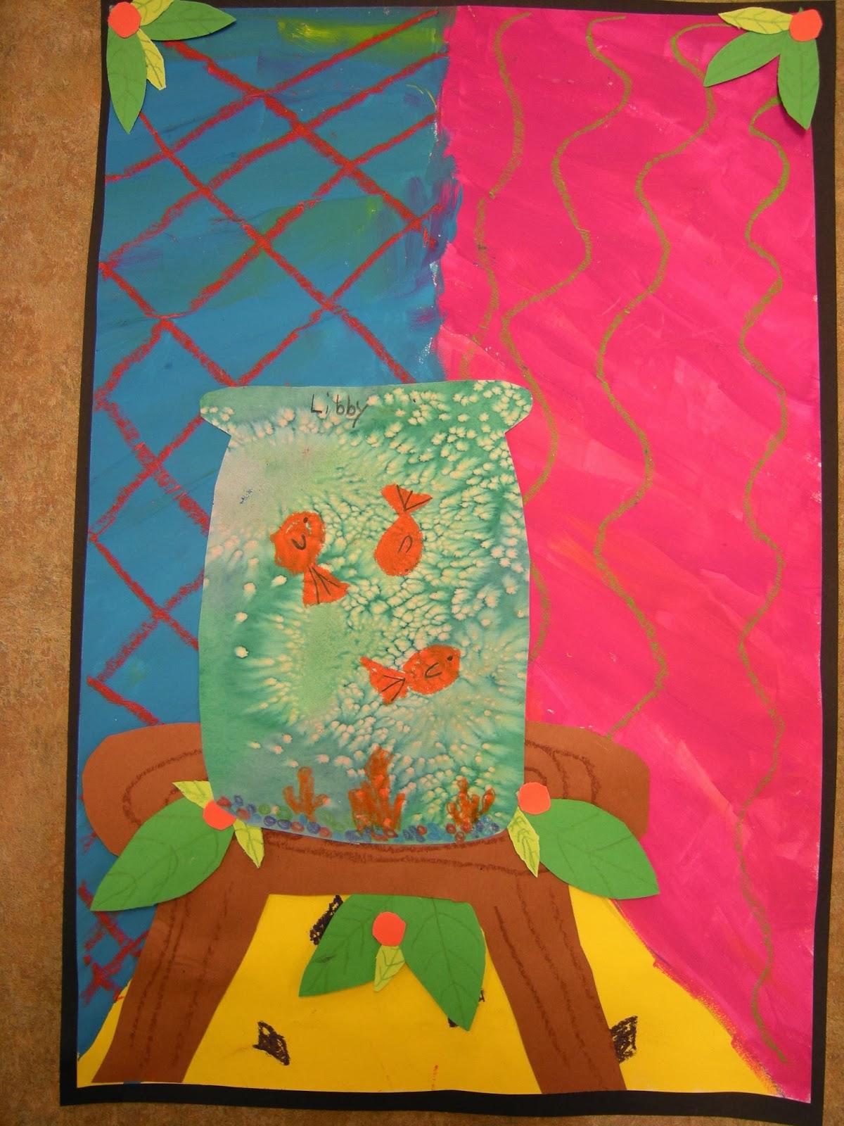 Artolazzi Matisse Goldfish