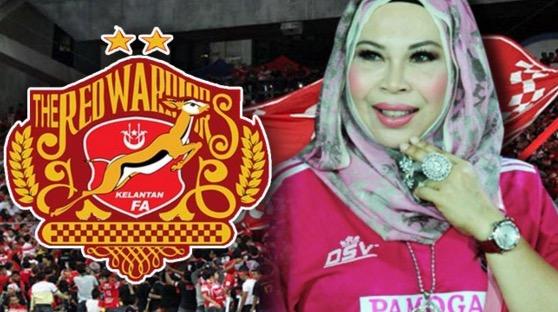 Jersi Kelantan putihkan kulit mengarut