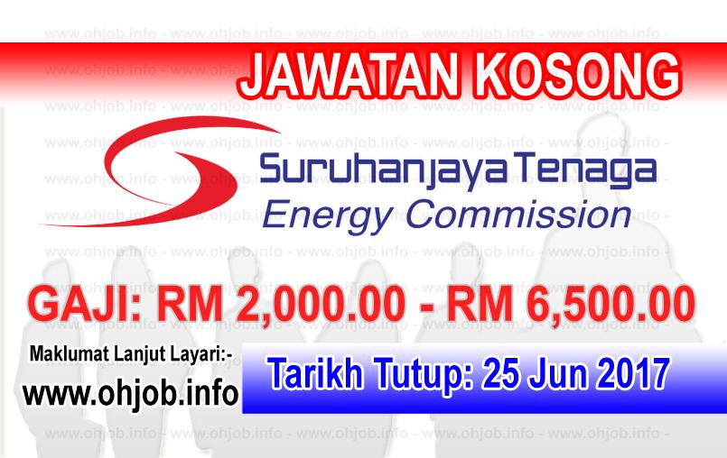 Jawatan Kerja Kosong Suruhanjaya Tenaga - ST logo www.ohjob.info jun 2017