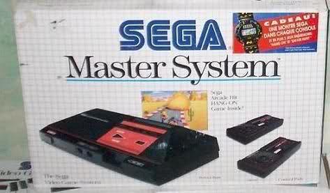Master System (Francia)