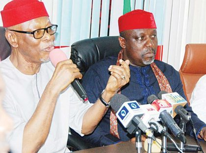Politics Today: Why Oyegun should go to jail --Okorocha