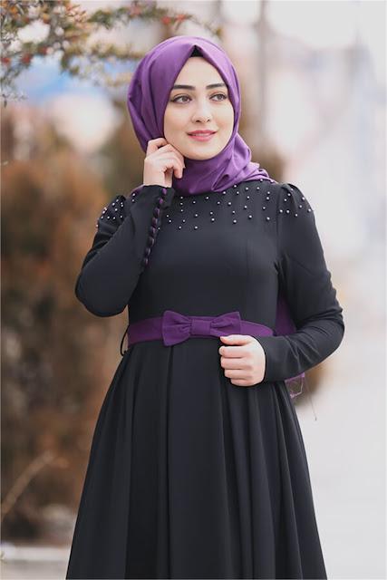 Özel günlerin favorisi: incili abiye elbiseler