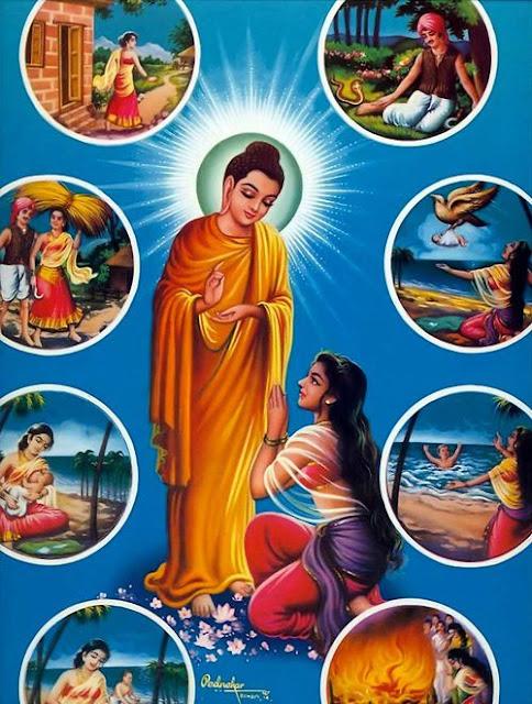 [38] Con Đường Niết Bàn (III)- ĐỨC PHẬT và PHẬT PHÁP - Đạo Phật Nguyên Thủy (Đạo Bụt Nguyên Thủy)