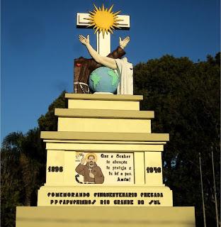 Monumento dos Capuchinhos, Veranópolis