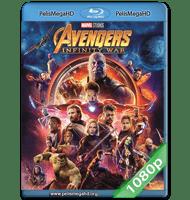 AVENGERS: INFINITY WAR (2018) 1080P HD MKV ESPAÑOL LATINO
