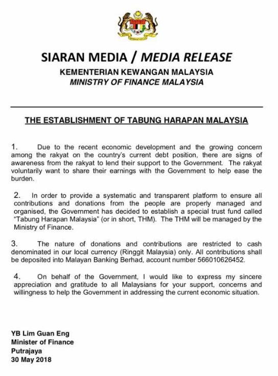 LGE Kagum Dengan Semangat Patriotik Rakyat Malaysia