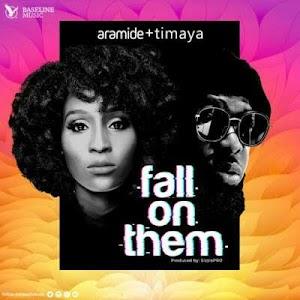 Download Mp3   Aramide ft Timaya - Fall On Them