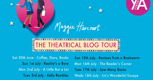 Blog Tour Stop with Review - Theatrical by Maggie Harcourt