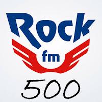 Logotipo de la emisora Rock FM