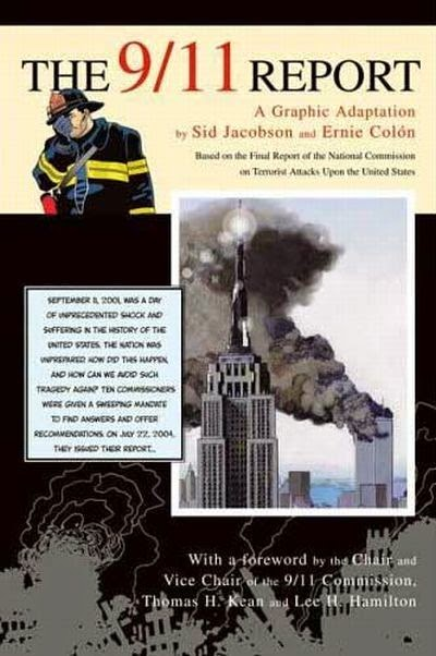 THE 911 REPORT by Sid Jacobson & Ernie Colon