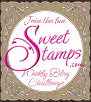 Sweet Stamps Challenge Blog
