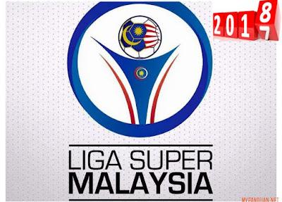 Jadual Perlawanan Liga Super 2018 Carta Keputusan