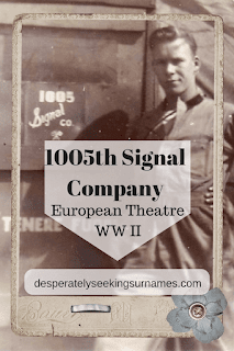 Carol Vanderman_WWII_1005th_Signal_Company_European_Theatre - United States Army