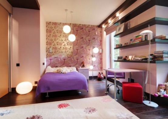 Contemporary Design Ideas 9 Teen Bedroom