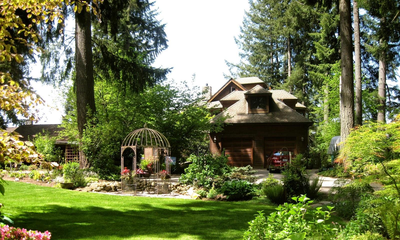 Bonney Lassie Cottage Lake Gardens Tea And Trillium Tour