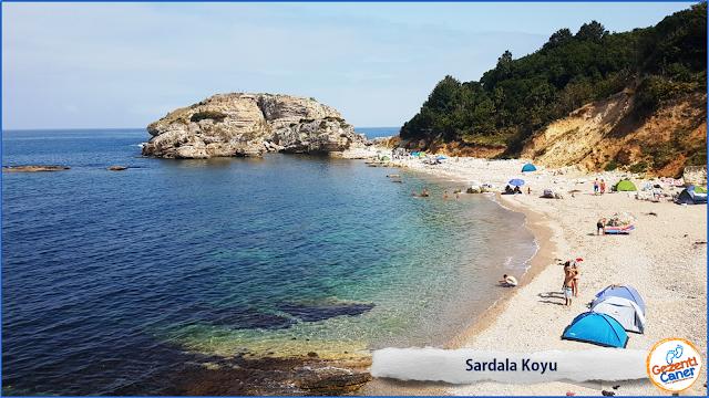 Sardala-Koyu-Kamp