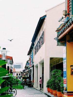 explore little india in singapore