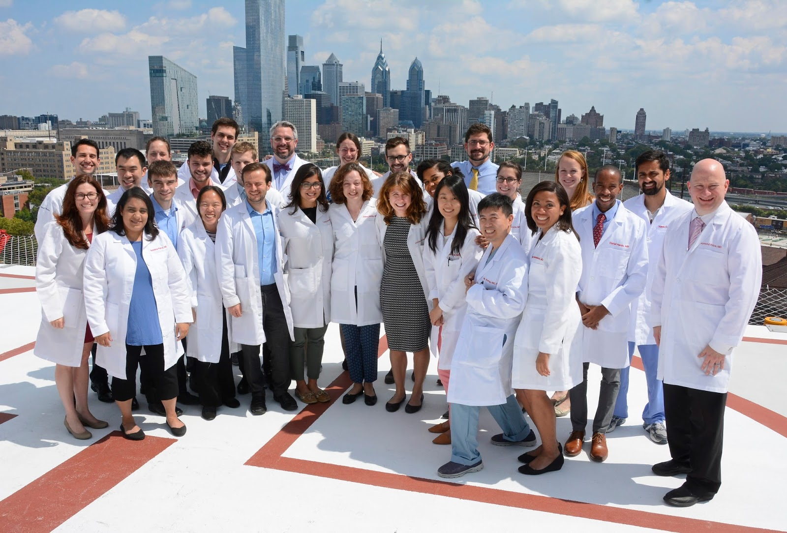 Penn Neurology Residency Program: Resident Life in Philadelphia