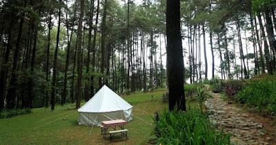 Wisata Gunung Pancar di Bogor