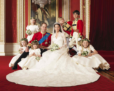Kate and William wedding photos
