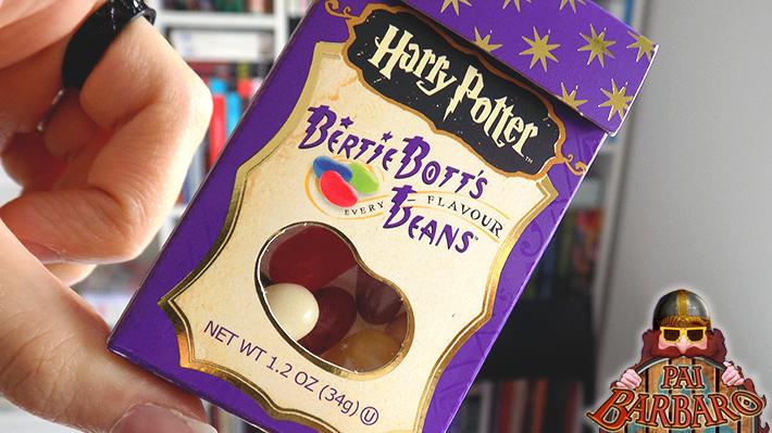 Desafio e sorteio: Feijõezinhos de Todos os Sabores Harry Potter
