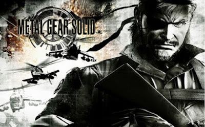 download Game PSP Metal Gear Solid Peace Walker ISO