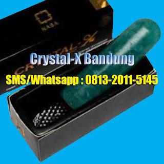 Alamat Distributor Crystal X Asli di Bandung
