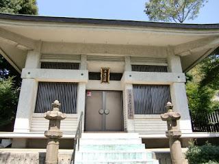 満昌寺宝物殿